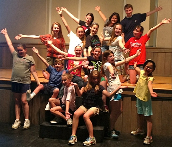 Family One-Act Kids